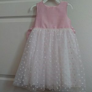 Toddler girls special occasion dress